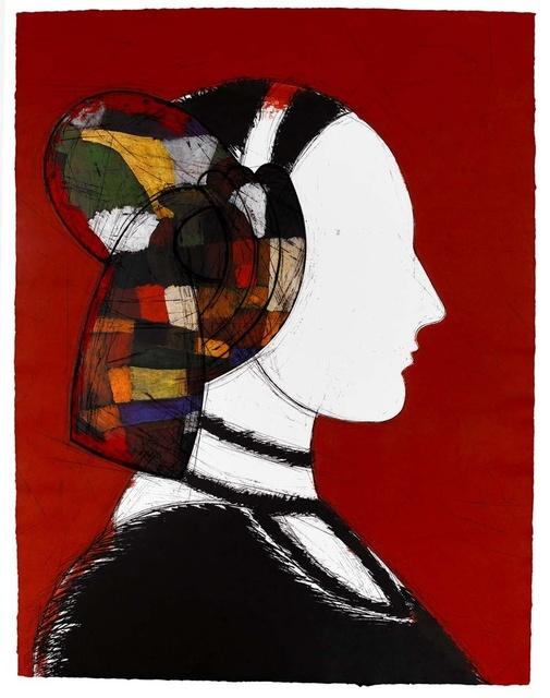 , 'Perfil II,' 2006, HISPÁNICA