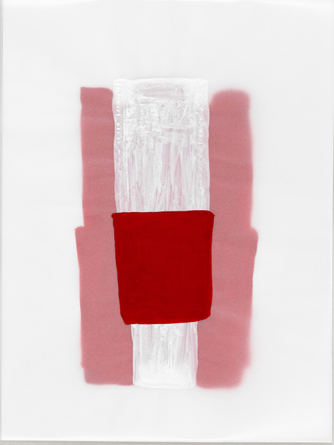Susan Hefuna, 'Red Thought', 2015, Pi Artworks Istanbul/London