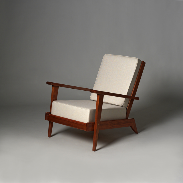 , 'Two armchairs,' ca. 1950, Galerie Alain Marcelpoil