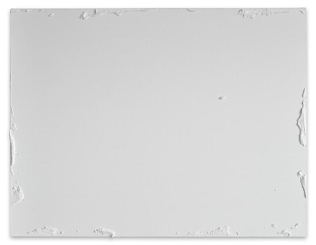 , 'Origin of the Blank Space - For M.T.,,' 2010, Axel Vervoordt Gallery