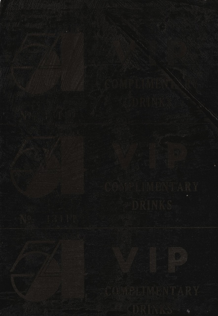 Andy Warhol, 'VIP Ticket', Sotheby's