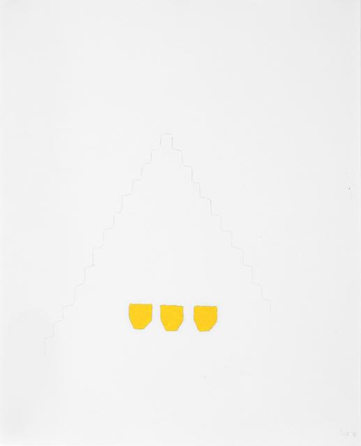 , 'Ohne Titel,' 1996, Galerie Andrea Caratsch