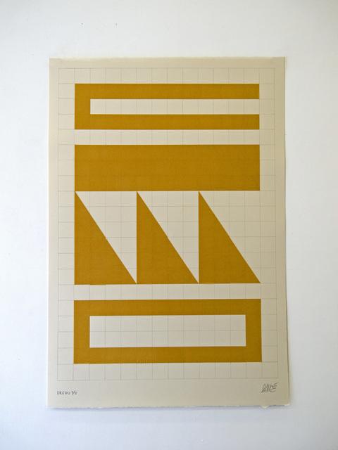", '""Eredu 2 / 5"",' 2012, sc gallery"