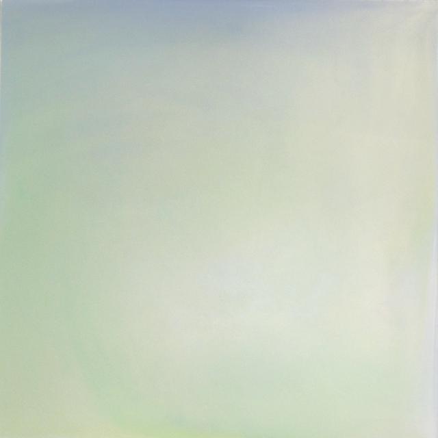 , 'Pale Green Meditation #1 [I Look for Light],' 2015, Gallery NAGA