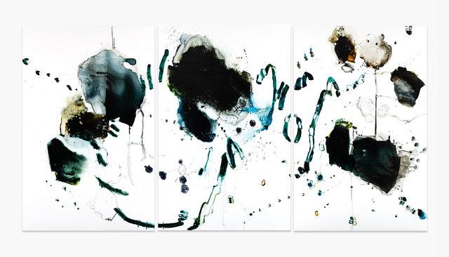 Alison Cooley, 'Terra 9201 (triptych) ', 2018, Tappan