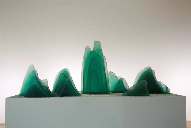 Wang Du 王度, 'One Thousand Li of Rivers and Mountains', 2018, Tang Contemporary Art