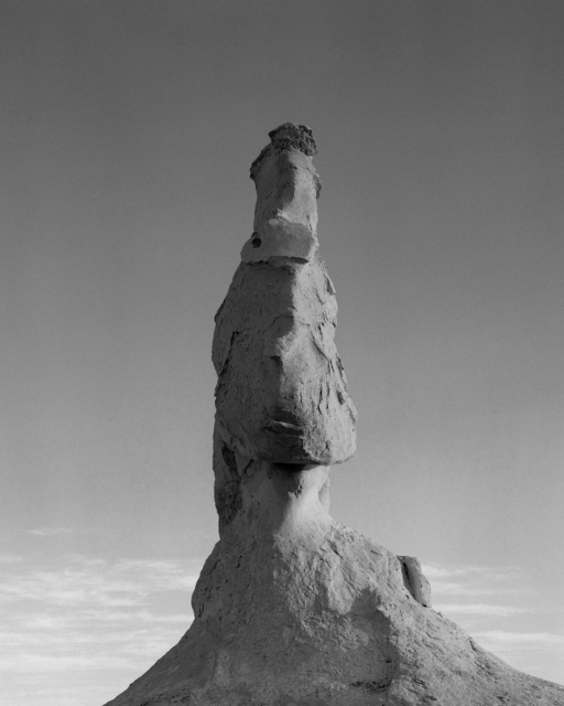 , 'The Erratics (exposure 10),' 2015, The Ravestijn Gallery