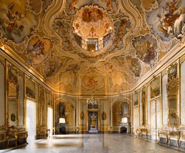, 'Architettura Eidetica - Palazzo Biscari,' 2018, Spazio Nuovo