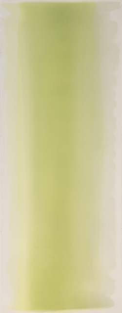 Taek Sang Kim, 'Breathing light-Greenish yellow', 2017, Gaain Gallery