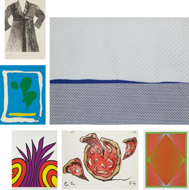 Various Artists, 'New York 10 Portfolio', 1965, Phillips