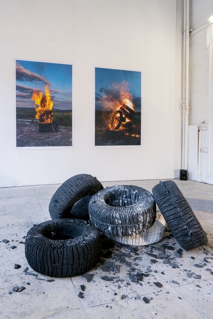 , 'Work nº144: Hot Wheels,' 2017, GSB / Gallery Steinsland Berliner