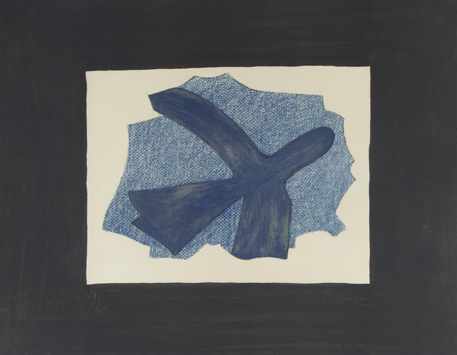 Georges Braque, 'L'Envol', 1960, Heather James Fine Art