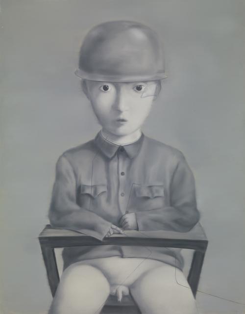, 'Gabriele Di Matteo after  Zhang Xiaogang,' 2009, Federico Luger (FL GALLERY)