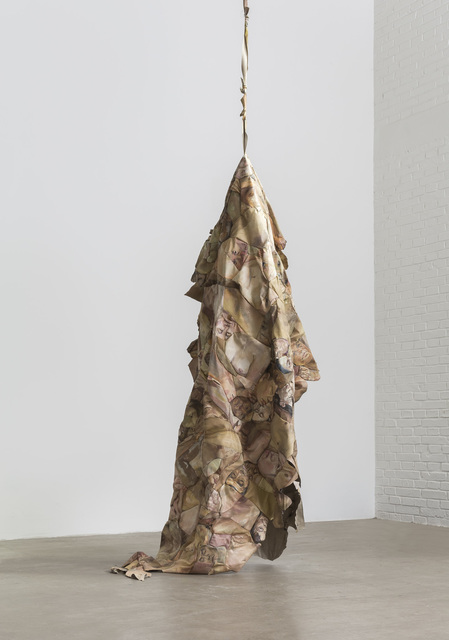, 'The Falling Flesh,' 2015, Galerie Urs Meile