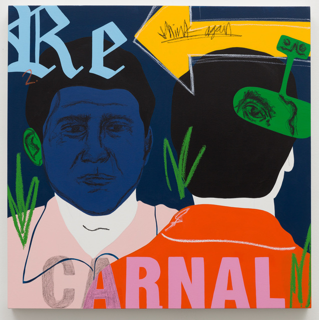 Gabriella Sanchez, 'Two Brothers', 2018, Charlie James Gallery
