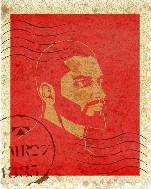 Mahmoud Obaidi, 'Propaganda-6 (The Replacement Series)', 2013-2014, Deborah Colton Gallery
