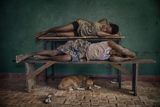 , 'Niños esclavos 37,' 2016, Ansorena Galeria de Arte