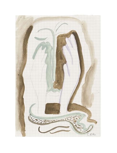 , 'Ohne Titel,' 1960's, Suzanne Tarasieve