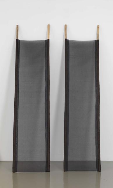 Robert Rauschenberg, 'Quartz (Jammer)', 1976, Sewn fabric and rattan poles, Robert Rauschenberg Foundation