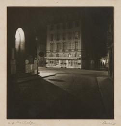 Paris (night scene)