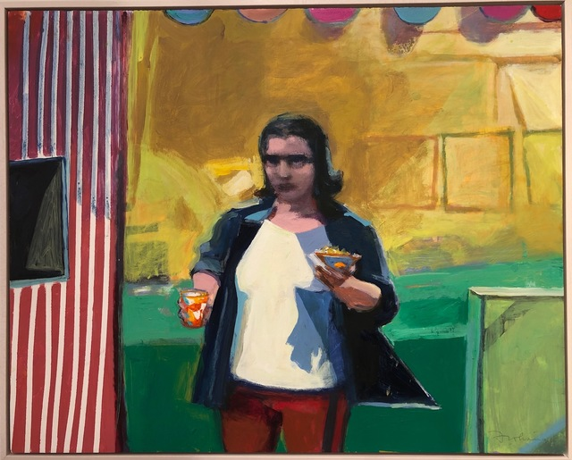 , 'Carnival Faire ,' 1994, Andra Norris Gallery