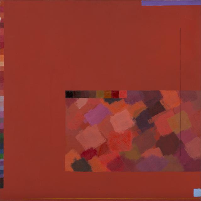 , 'SÉRIE TABELA DE COR,' 2010-2012, Dan Galeria