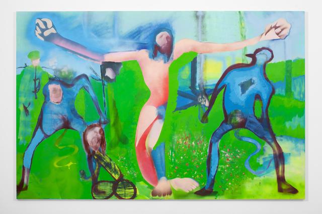 , 'Fiamma pilota,' 2011, Collezione Maramotti