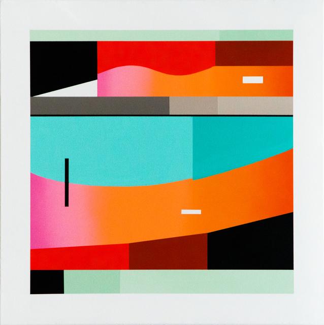 RAWS, 'Confused 02', 2018, Urban Spree Galerie