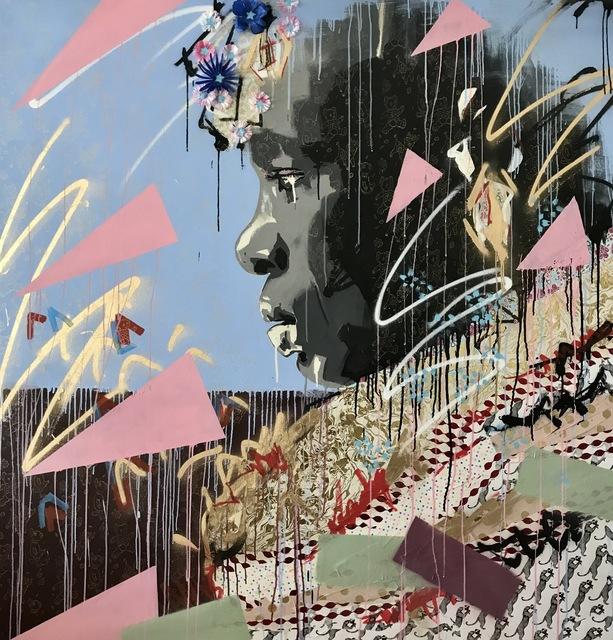 , 'KUNDA,' 2017, The Directed Art Modern