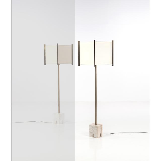 Ignazio Gardella, 'Lte Model 12; Floor Lamp', Around 1960, PIASA