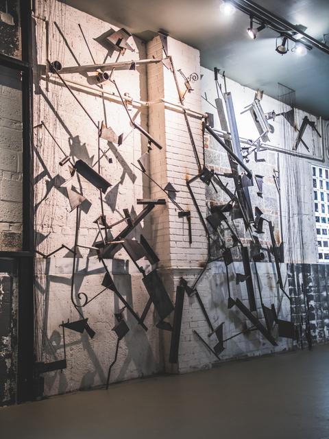 , 'Image Entity Coding,' 2016, Miranda Kuo Gallery