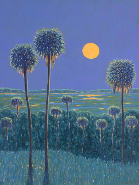 , 'Mystic Moon,' 2019, 530 Burns Gallery