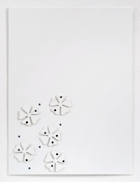 Richard Tuttle, 'Six Nails', 2005, Brooke Alexander, Inc.
