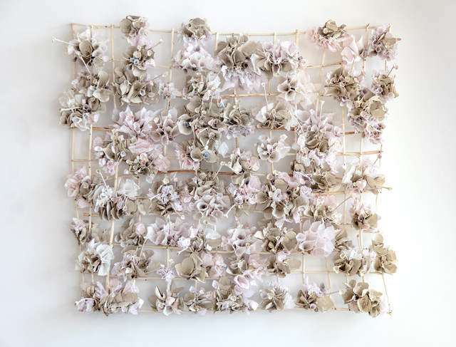 Rebecca Hutchinson, 'Distending Pink', 2019, Duane Reed Gallery