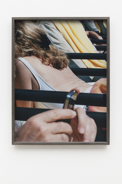 , 'Parents in the sun #2,' 2014, kaufmann repetto
