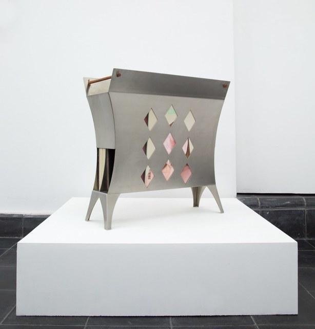 , 'Magazine rack,' 2014, Serpentine Galleries