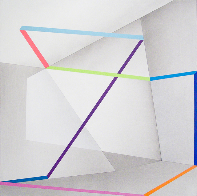 , 'Prostor 6,' 2012, CES Gallery