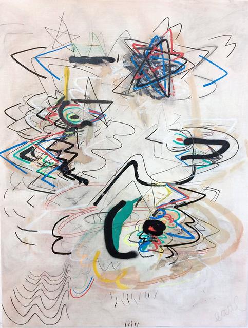 , 'Homie,' 2018, Richard Levy Gallery