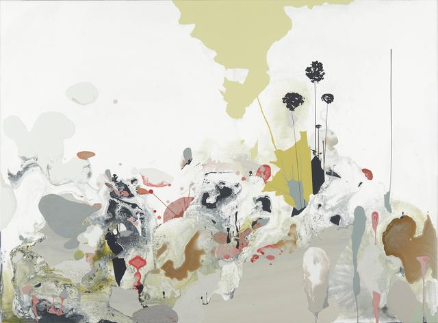 William Swanson, 'Sediment Glow', 2018, Painting, Acrylic on Panel, Eleanor Harwood Gallery