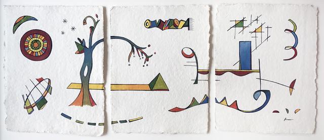 , 'Distant Worlds,' 2010, Octavia Art Gallery