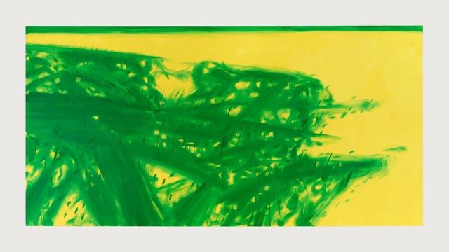 , 'Grass 5,' 2017, Richard Gray Gallery