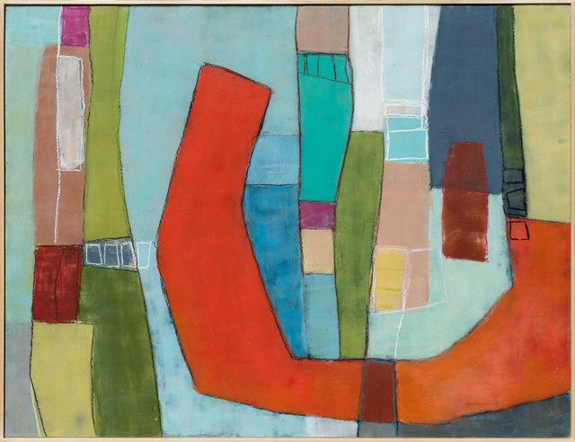 , 'Arc 1,' 2017, Owen Contemporary