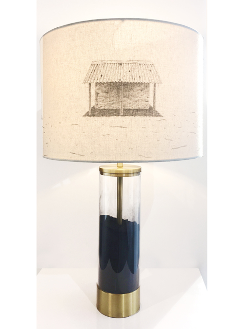 , 'LUZ PROPIA LAMP,' , saltfineart