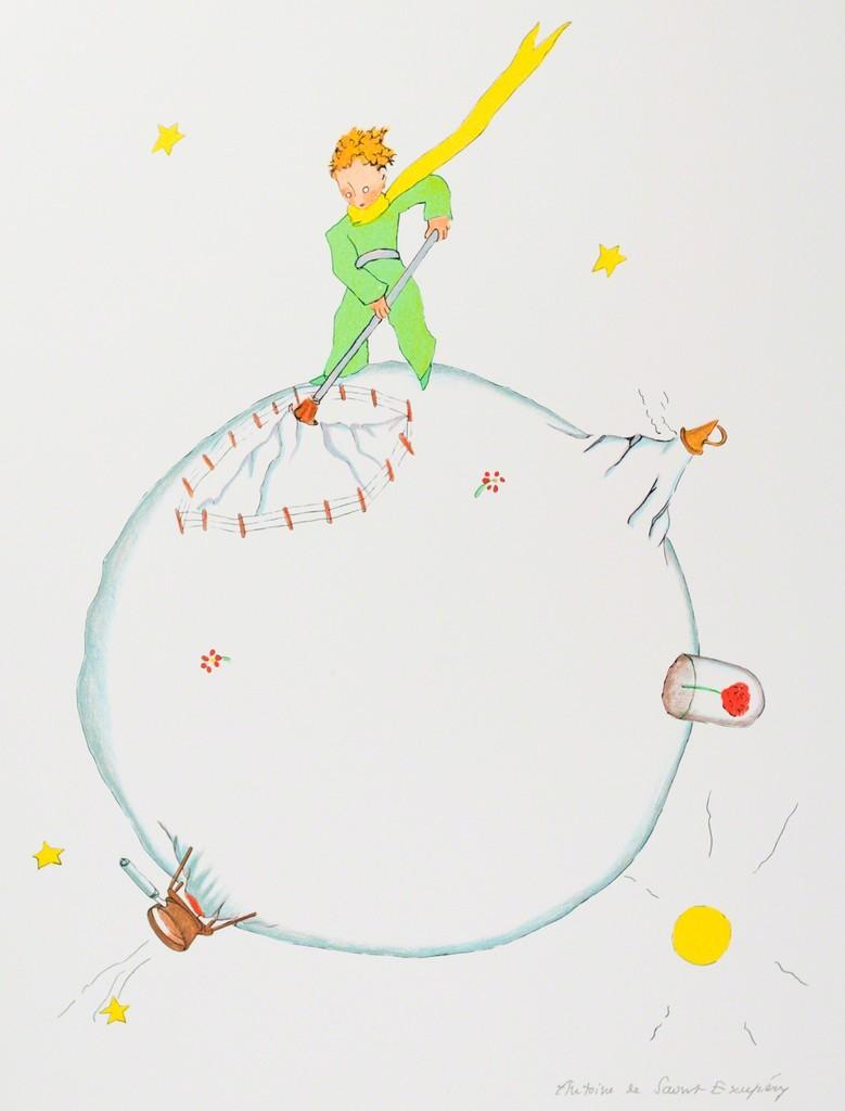 antoine de saint exupery the little prince pdf