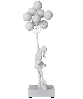 Banksy, 'FLYING BALLOONS GIRL', 2018, Dope! Gallery