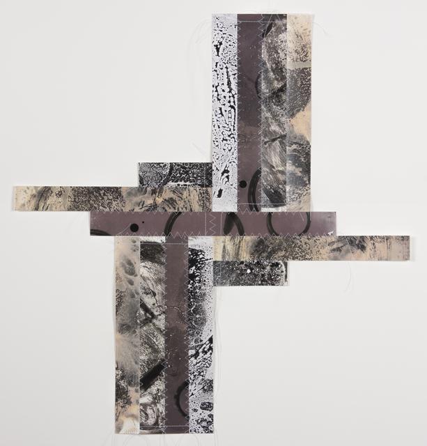 Bridget Conn, 'Pattern-Speak #1', 2017, Tracey Morgan Gallery