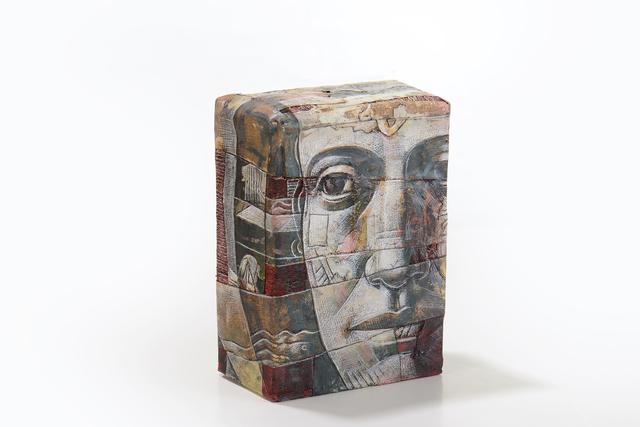 , 'The cube 1,' 2013, Galeria Kalo