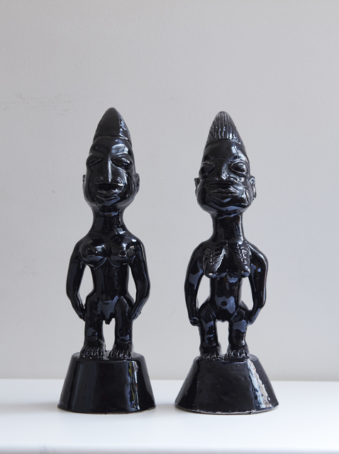 , 'B Ibeji's, Série Microcosmos II,' 2018, Galerie Cécile Fakhoury - Abidjan