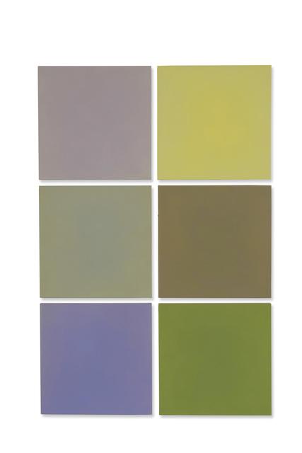 , 'Oregon Grape,' 2015, Borzo Gallery