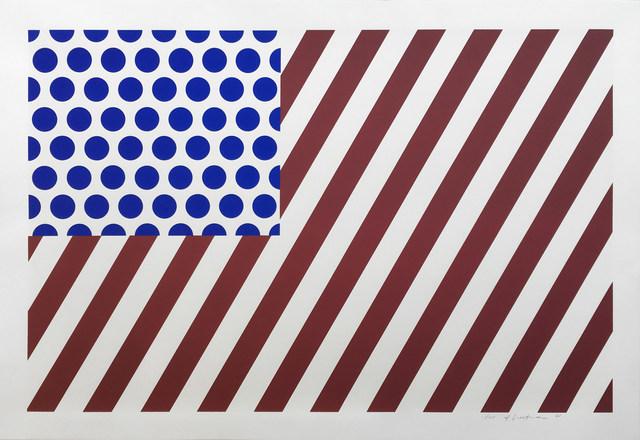Roy Lichtenstein, 'Forms in Space', 1985, Upsilon Gallery